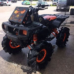 2004 Polaris Monster Sportsman