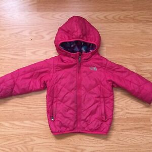 4T Reversible The Northface Spring/Fall Jacket