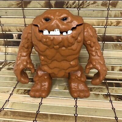 Fisher Price IMAGINEXT Clayface DC Super Friends Action Figure Toy - PreOwned