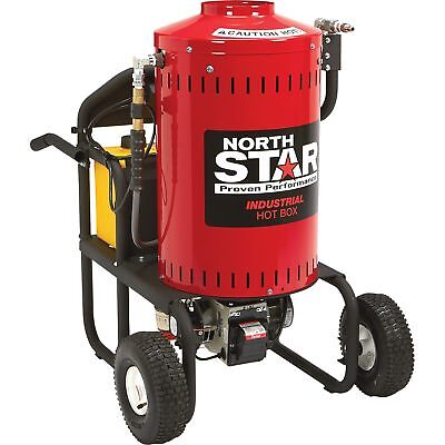 Northstar Pressure Washer Heatersteamer Add-on Unit-4000 Psi 4 Gpm 120v 157495