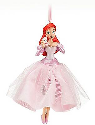 Mermaid Princess Ariel Christmas Ornament - 2012 - (Little Mermaid Ornament)