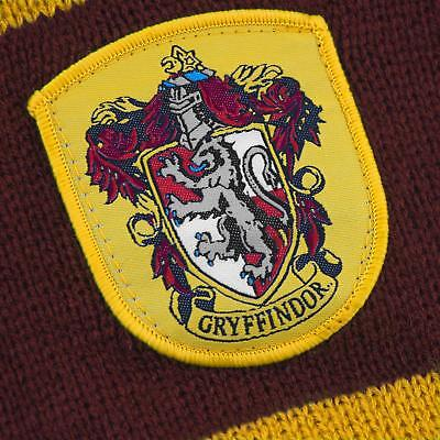 (Cinereplicas Harry Potter Scarf - Official - Authentic - Ultra Soft Knitted)