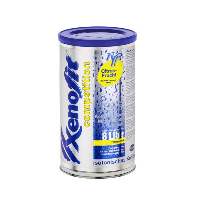 Xenofit Competition Citrus-Frucht 672g Dose (Kohlenhydratgetränk) (25,22€/1kg)