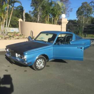 1964 Plymouth Barracuda V8 Automatic Broadbeach Waters Gold Coast City Preview
