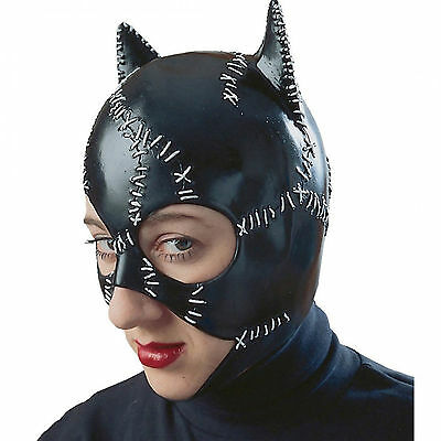 Catwoman Costume Mask Catwoman Mask Adult Classic Cat Woman Mask 12442 ()