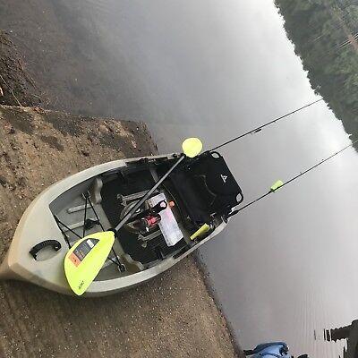 Ascend 10T Sit-on-top Fishing Kayak