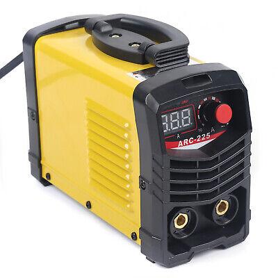 225a Mma Arc Mini Welding Machine Portable Electric Igbt Inverter Welder New Usa