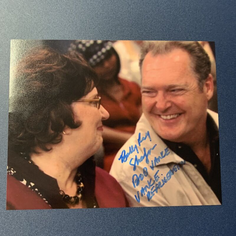 BOBBY RAY SHAFER SIGNED 8x10 PHOTO ACTOR AUTOGRAPHED THE OFFICE SHOW RARE COA