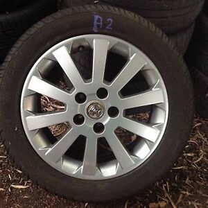 (A2) Holden Astra 205/50/16 rims and tyres Kelmscott Armadale Area Preview