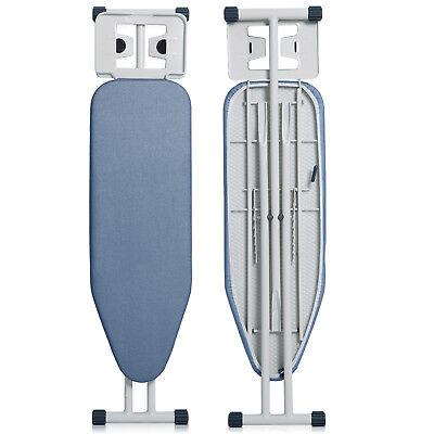 Bügeltisch Bügelbrett mit Bügelablage Höhenverstellbar