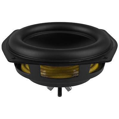"Dayton Audio ND25FW-4 1/"" Soft Dome Neodymium Tweeter with Wa"