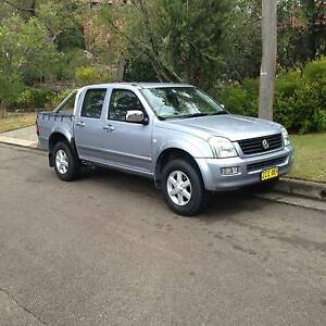 2003 Holden Rodeo Ute East Killara Ku-ring-gai Area Preview