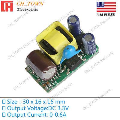 Ac-dc 3.3v 600ma 2w Power Supply Buck Converter Step Down Module High Quality Us