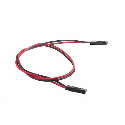 10x 30cm 2pin Header Female To Female Dupont Wire Color Jumper Cable For Arduino