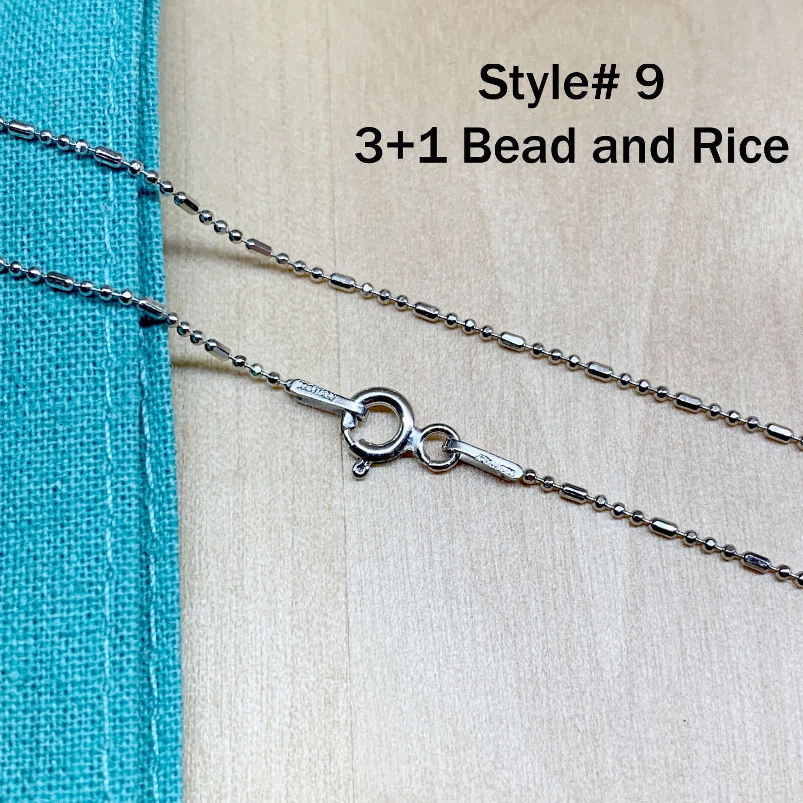 9 - Bead and Rice 3+1