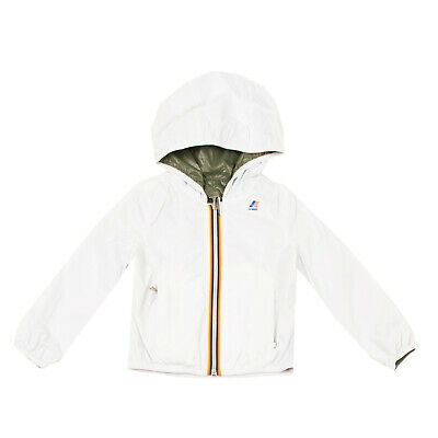 K-WAY Windbreaker Jacket Size 3Y / 98CM Waterproof Windproof Slim Fit