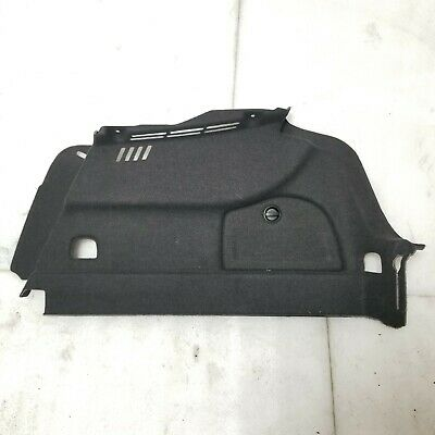 2015-2020 AUDI S3 A3 8V REAR TRUNK INTERIOR RIGHT SIDE PANEL BOOT COVER TRIM OEM