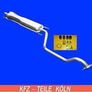 Opel-Zafira-1-6-1-8-2-2-SILENCIADOR-de-escape-Central