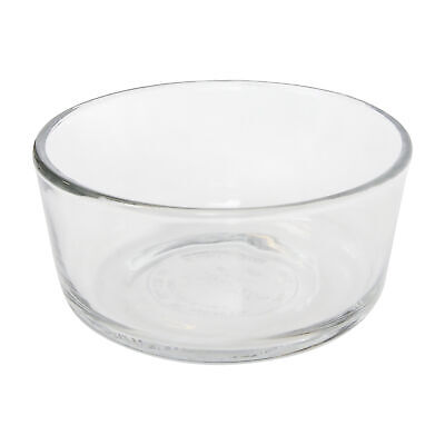 Pyrex Simply Store 7200 Round Clear Glass Storage Bowl Clear Round Bowl
