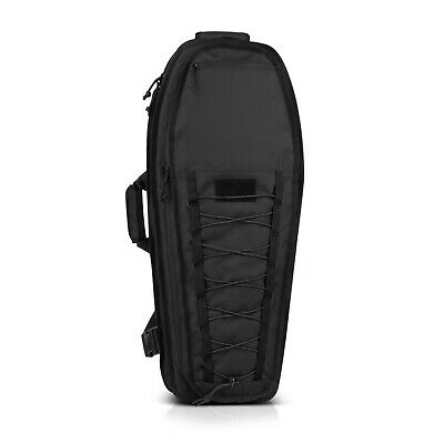 Savior Equipment T.g.b. Covert 30 Rifle Metal Detector Carry Bag - Black