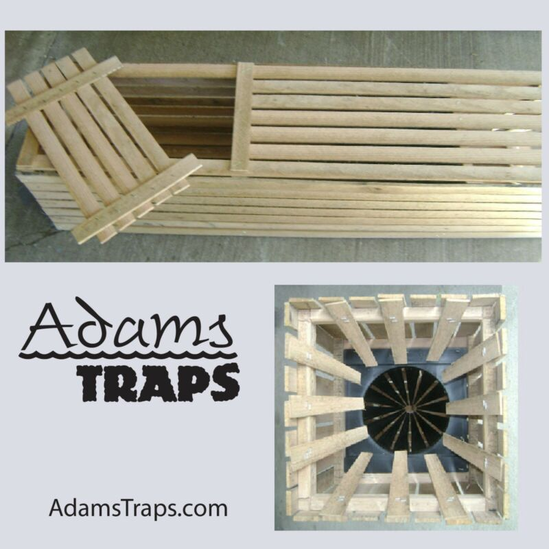 SWTM  Catfish Trap Mfg. USA if u order more than 1, add shipping for each