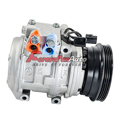 A/C Compressor Fits Hyundai Tucson Kia Spectra Sportage 05-09 2.0L CO 21014C