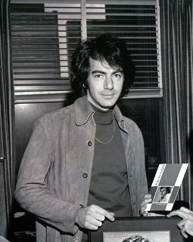Neil Diamond, 8x10 B&W Photo