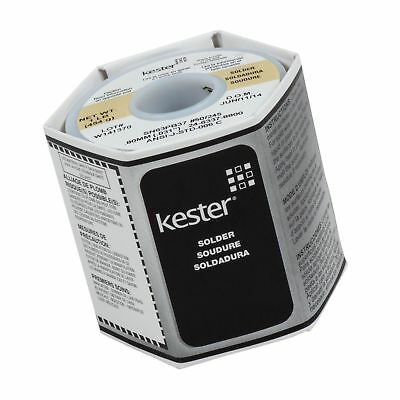 Kester 24-6337-8800 50 Activated Rosin Cored Wire Solder Roll 245 No-clean