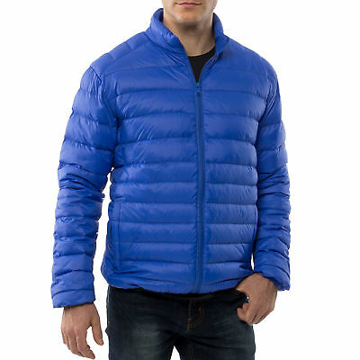 Alpine Light Down Jacket - Alpine Swiss Niko Packable Light Mens Down Jacket Puffer Bubble Coat Warm Parka