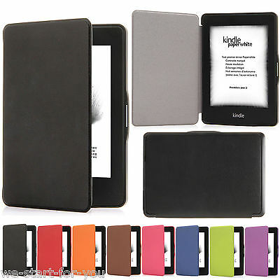 Schutz Hülle Amazon Kindle Paperwhite (7.Generation) Tasche Etui Cover Case 8F