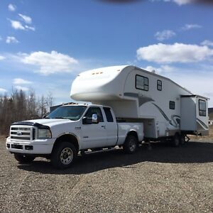 Excellent shape Fifth Wheel Perfect for two