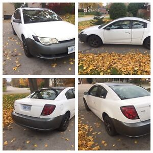 2007 Saturn Ion, Perfect commuter car for student!