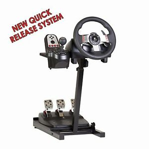 Steering Wheel Stand for Logitech G25/G27 & Logitech Driving Force GT, PS3, GT5