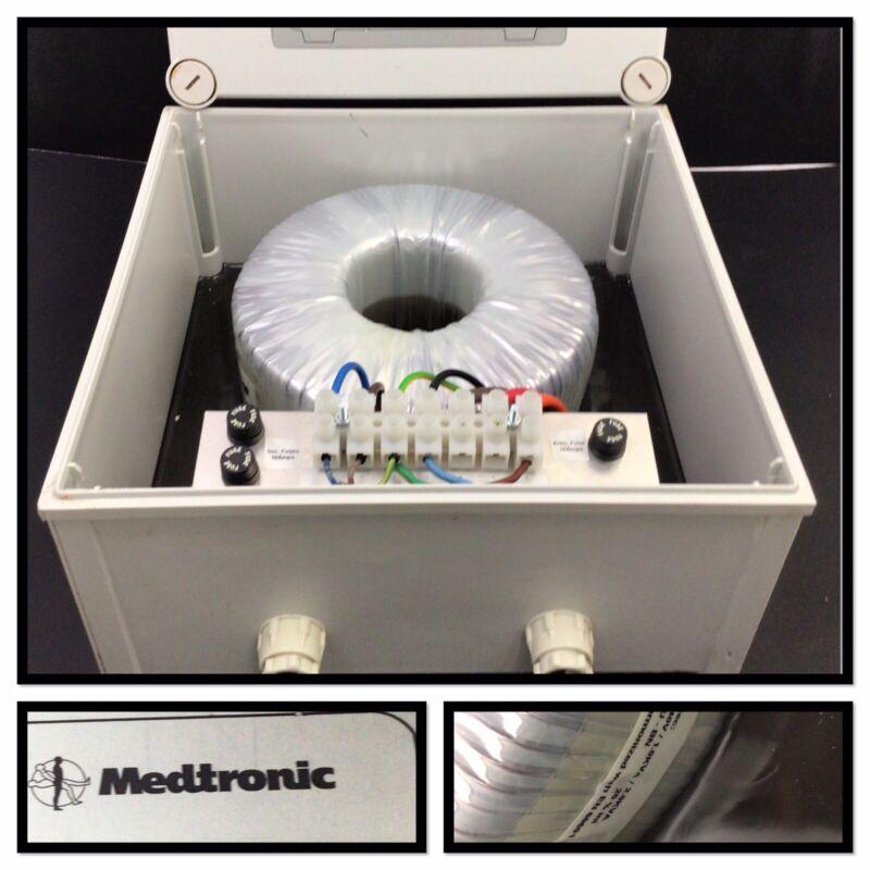 Medtronic Medical Grade Isolation Transformer 2000va Step Up 120v - 230V Magpro