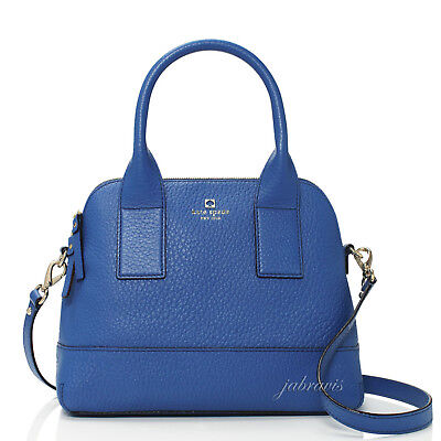84a8a557b1adcf KATE SPADE Bluebelle Southport Avenue Small JENNY Satchel Shoulder Bag  Crossbody