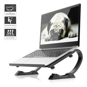 Adjustable Curve Laptop Stand Notebook Riser MacBook Holder Ergonomic Portable