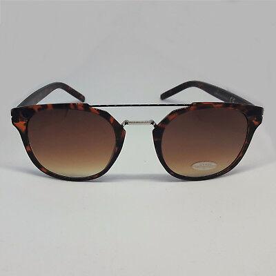 Sonnenbrille Mann Frau Doppelt Brücke Eckig Objektive Getönt Vintage, Retro Mode