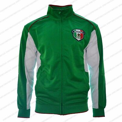Mexico Jacket Track Football Club Soccer Gift Mens adults FMF National Team - Soccer Team Gifts