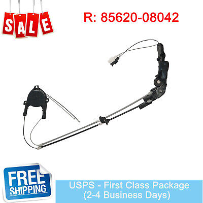 Passenser Power Sliding Door Cable Assembly w/o Motor For 2004-10 Toyota