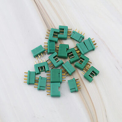 10Pair Multiplex MPX  Connectors 6 Pin 35A Male & Female Plug Socket For RC ESC