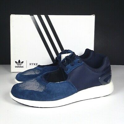 Adidas Originals Tokyo HYKE Trainers Navy Suede Active Breathable Gym S 11 NEW