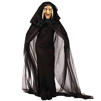 Strega di Biancaneve Vestito Carnevale Snow White Witch Costume STREG01DR