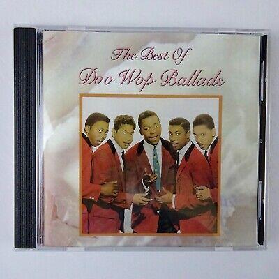 The Best of Doo Wop Ballads CD Various