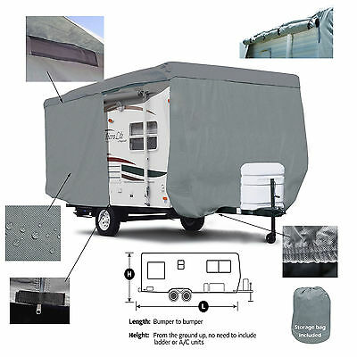 Deluxe Starcraft AR One 14RB Travel Trailer Camper Storage Cover