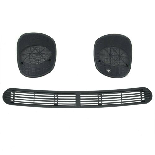 Dash Covers ECOTRIC New Driver Graphite Dash Speaker Cover Grille ...