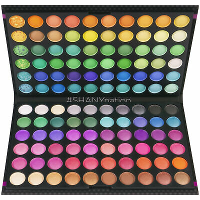 SHANY Eyeshadow Palette, Bold and Bright Collection, Vivid,