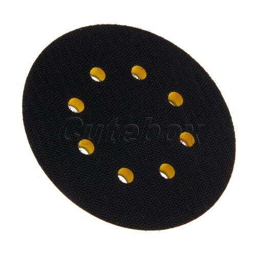 5inch 8 Holes Grinder Sanding Wheel Disc Backing Pad Abrasive Polishing Tool