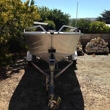 2013 Stacer 30 hp Mercury 50 hours Port Lincoln 5606 Port Lincoln Area Preview