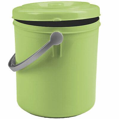 Mülleimer Mülltonne Abfalleimer Deckel Eimer Papierkorb Abfallkorb Recycling 10L