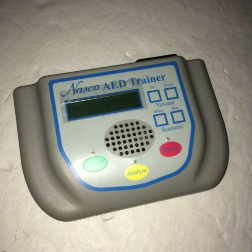 Nasco AED Trainer Automated External Defibrillator Trainer LF03740U